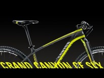 Bicicletas Canyon: Canyon Grand Canyon CF SLX Series - Features and Facts - Deutsch