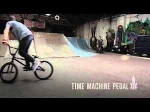 ORBEA RUDE TRICKS: FLATLAND TIME MACHINE PEDAL