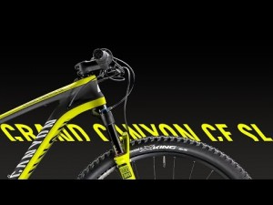 Bicicletas Canyon: Canyon Grand Canyon CF SL 6.9, 7.9 SE, 8.9 - Features and Facts - Deutsch