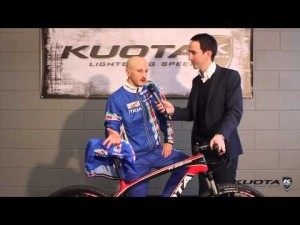 Bicicletas Kuota: Kuota official partner italian National team Mountain Bike Orienteering