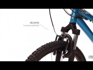 Videos de la marca B-Twin: Produit   6 0 JR