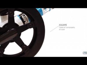 Videos de la marca B-Twin: Produit   Wipe3