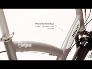 Bicicletas B-Twin: Video Produit   Original 5